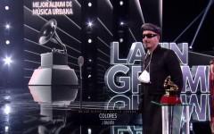 Natalia Lafourcade y J Balvin, los protagonistas de los Latin Grammy