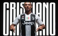 Vengo a Juventus para hacer historia: Cristiano Ronaldo