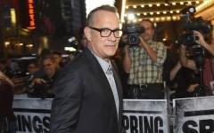 Tom Hanks ayuda a una pareja a comprometerse