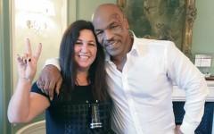 Mike Tyson, como el mismísimo Lucifer