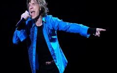 Mick Jagger celebra hoy 75 años de vida