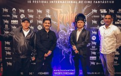Nuevos creadores de de cine de terror muestran sus desafíos en Feratum