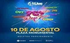 El mejor concierto del año próximamente en Tijuana. ❗️90's Pop Tour❗️
